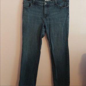 Chico's Platinum Jeans